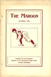 The Maroon, 1909-10 by Associated Students of the University of Puget Sound