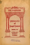The Maroon, 1910-02 by Associated Students of the University of Puget Sound