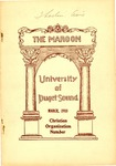 The Maroon, 1910-03 by Associated Students of the University of Puget Sound