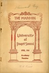 The Maroon, 1910-04 by Associated Students of the University of Puget Sound