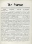 The Maroon, 1910-10-21