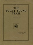 The Trail, 1911-09-16 by Associated Students of the University of Puget Sound