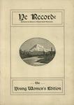 Ye Recorde, 1901-04