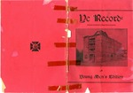 Ye Recorde, 1901-05 by Associated Students of the University of Puget Sound