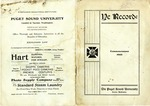 Ye Recorde, 1902-06 by Associated Students of the University of Puget Sound