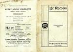 Ye Recorde, 1902-06