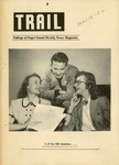 The Trail, 1952-03-18 by Associated Students of the University of Puget Sound