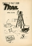 The Trail, 1953-04-24 by Associated Students of the University of Puget Sound