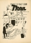 The Trail, 1952-10-24 by Associated Students of the University of Puget Sound