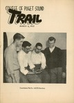 The Trail, 1953-03-06 by Associated Students of the University of Puget Sound