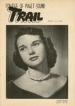The Trail, 1953-05-15 by Associated Students of the University of Puget Sound