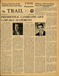 The Trail, 1964-03-18 by Associated Students of the University of Puget Sound, Bill Ramseyer, Dwight Mason, Cheryl Hulk, William Henry Baarsma, Pete Buechel, and Larry Edlund