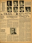 The Trail, 1964-03-25 by Associated Students of the University of Puget Sound, Cheryl Hulk, Ron Mann, William Henry Baarsma, Tom Crum, and Pete Buechel