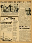 The Trail, 1965-11-19 by Associated Students of the University of Puget Sound