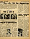 The Trail, 1966-02-18 by Associated Students of the University of Puget Sound