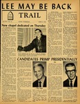 The Trail, 1967-03-03 by Associated Students of the University of Puget Sound