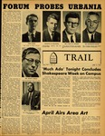The Trail, 1967-04-07 by Associated Students of the University of Puget Sound