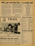 The Trail, 1967-05-19 by Associated Students of the University of Puget Sound