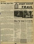 The Trail, 1969-03-21 by Associated Students of the University of Puget Sound