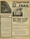 The Trail, 1969-11-21 by Associated Students of the University of Puget Sound