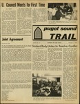 The Trail, 1969-12-05 by Associated Students of the University of Puget Sound