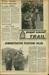 The Trail, 1970-09-11 by Associated Students of the University of Puget Sound