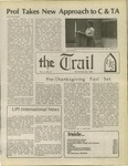 The Trail, 1980-11-20 by Associated Students of the University of Puget Sound