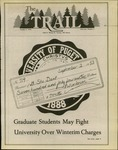 The Trail, 1984-10-04 by Associated Students of the University of Puget Sound