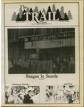 The Trail, 1984-10-25 by Associated Students of the University of Puget Sound