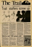 The Trail, 1988-04-01 by Associated Students of the University of Puget Sound