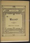 Ye Recorde, 1898-06