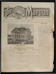 The Maroon, 1911-04-21 by Associated Students of the University of Puget Sound