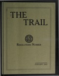 The Trail, 1922-01