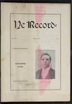 Ye Recorde, 1903-03