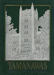 Tamanawas 1992 by Associated Student Body of the University of Puget Sound