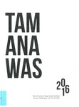Tamanawas, Fall 2016 by Associated Student Body of the University of Puget Sound
